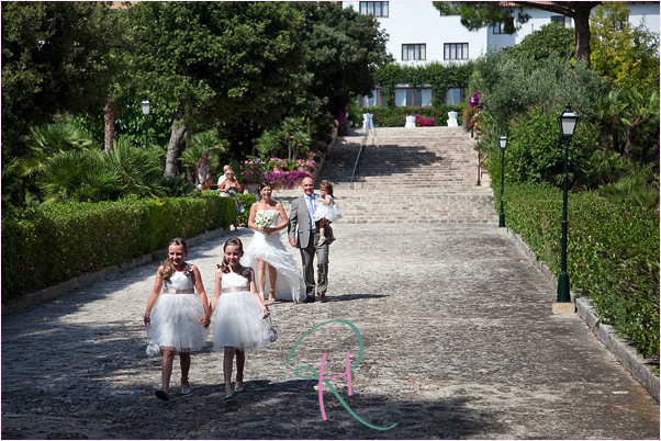 Hotel Formentor Mallorca wedding