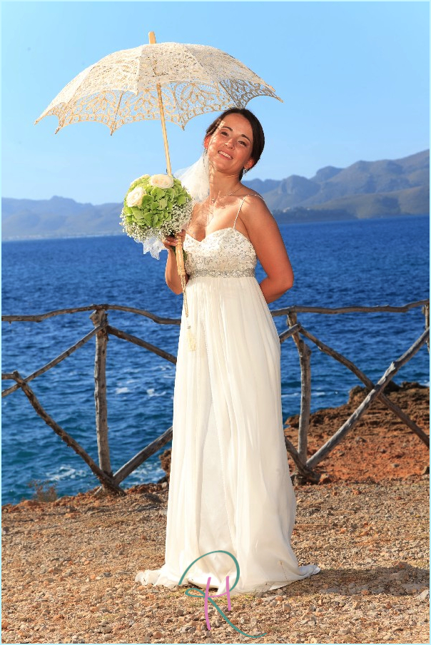 S'illot Beach Wedding Mallorca